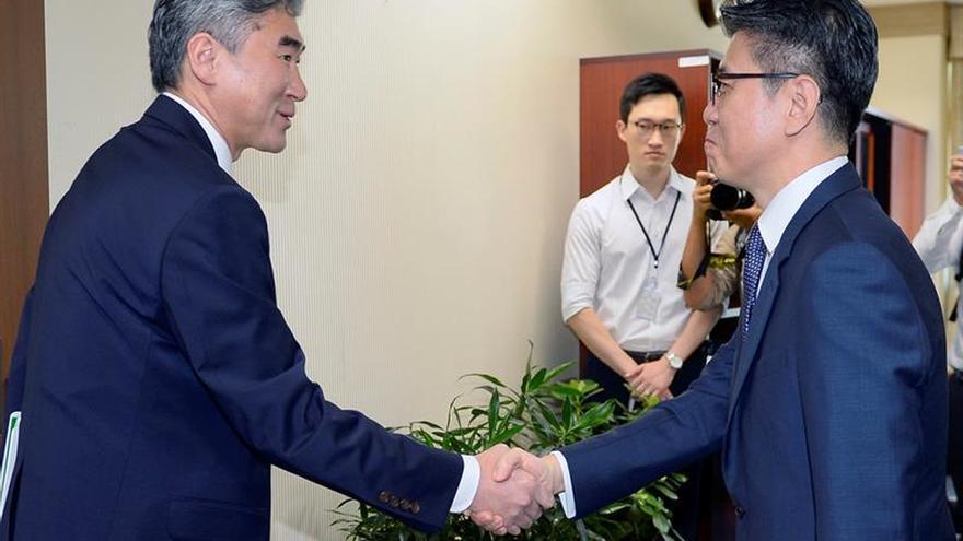 EE.UU. despliega bombarderos en Corea del Sur tras el test nuclear del Norte