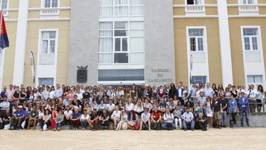 La comunidad científica emite 'La Declaración de Lanzarote' sobre el problema del plástico
