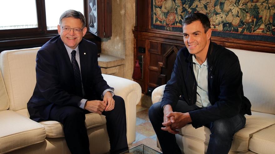 Sánchez mantiene su apoyo al Gobierno tras recibir información sobre la intervención de Hacienda en Cataluña