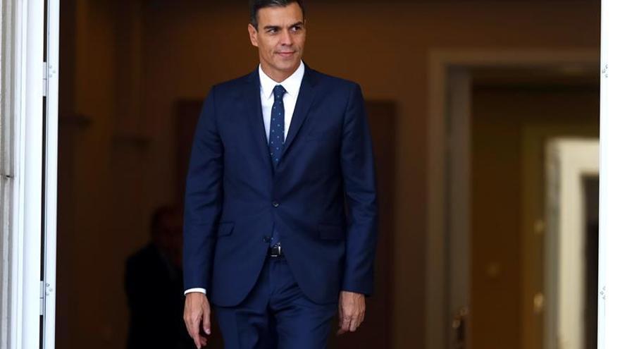 Sánchez viajará hasta fin de mes a Salzburgo, Montreal, Nueva York y California