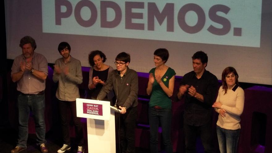 Uralde (Podemos) ofrece modificar la Constitución para reconocer la plurinacionalidad y el derecho a decidir