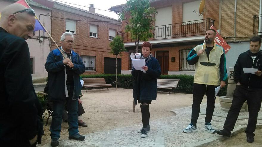 Patricia Ballesteros explicó los motivos de la marcha