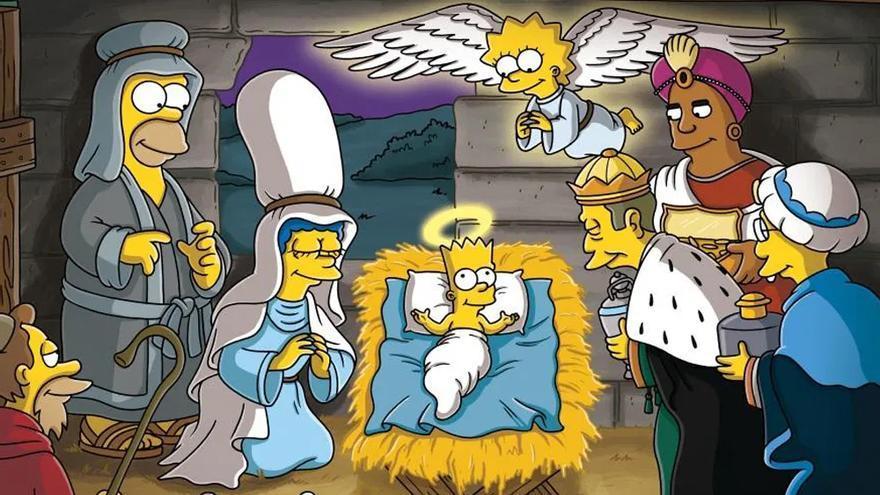 Imagen de 'Cuentos de Navidad de Los Simpson'