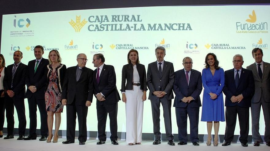 Inauguracion Instituto de Competitividad de Caja Rural Castilla-La Mancha / Foto: Caja Rural