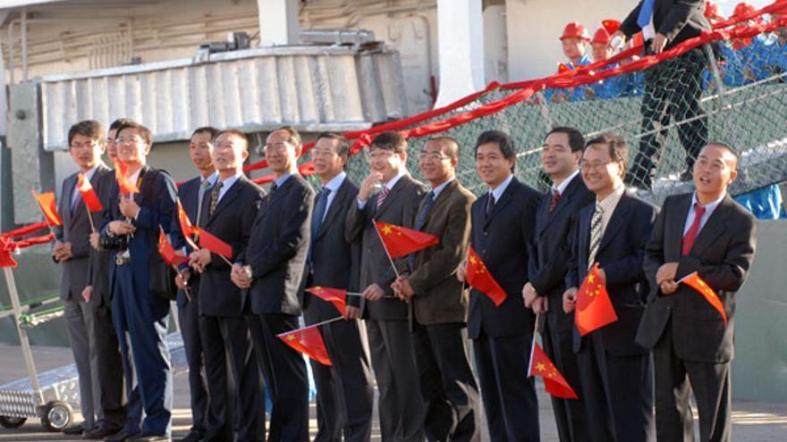 De la visita de Hui Liangyu #2