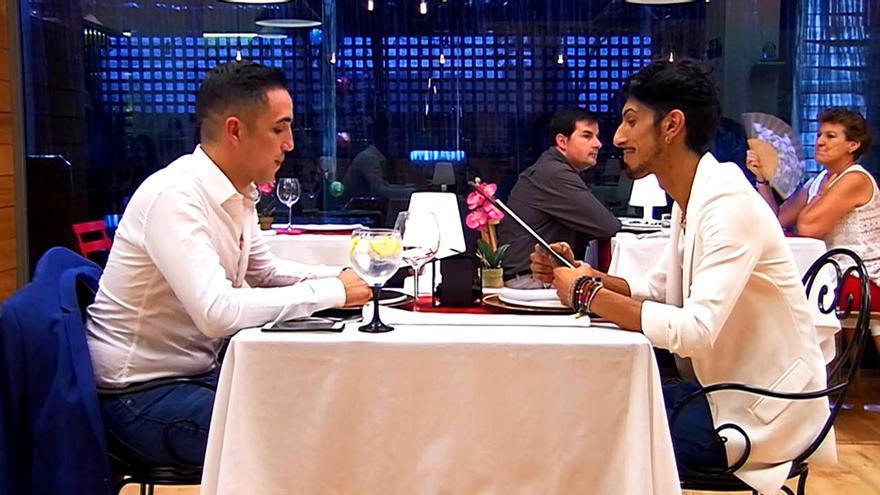 Un 'gipsy king' busca el amor en 'First dates'