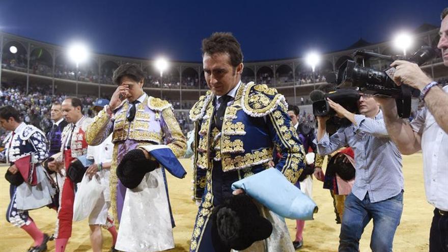 Un toro mata al diestro español Iván Fandiño en Francia