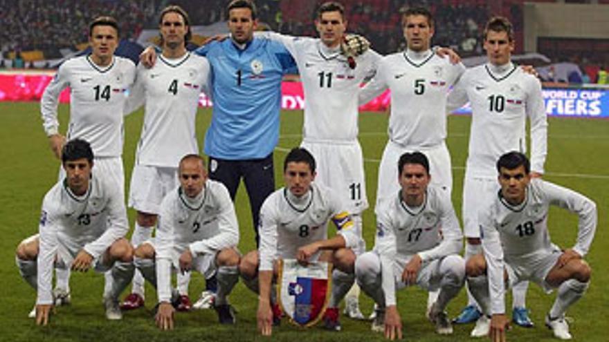 Segundo Mundial para Eslovenia.