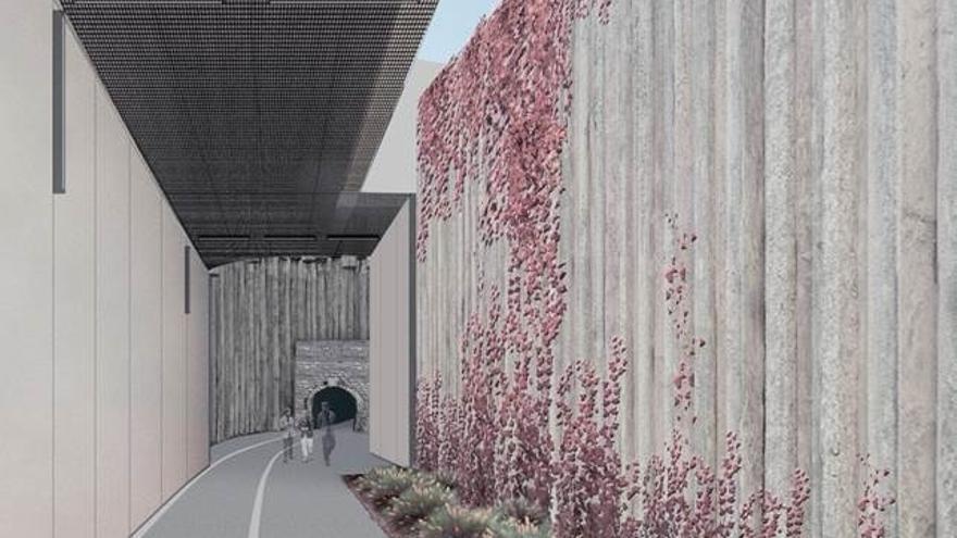 Las obras para reabrir el antiguo túnel de Tetuán comenzarán después de Navidad