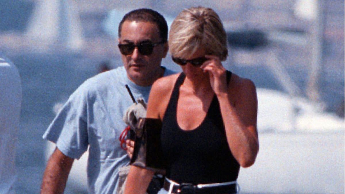 Dodi Al-Fayed y Lady Di