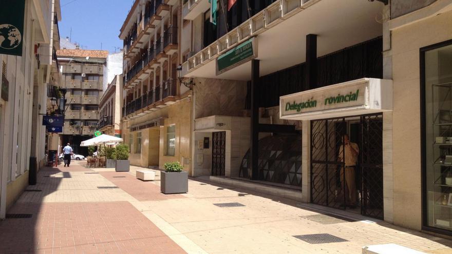 sede de la Junta en Huelva