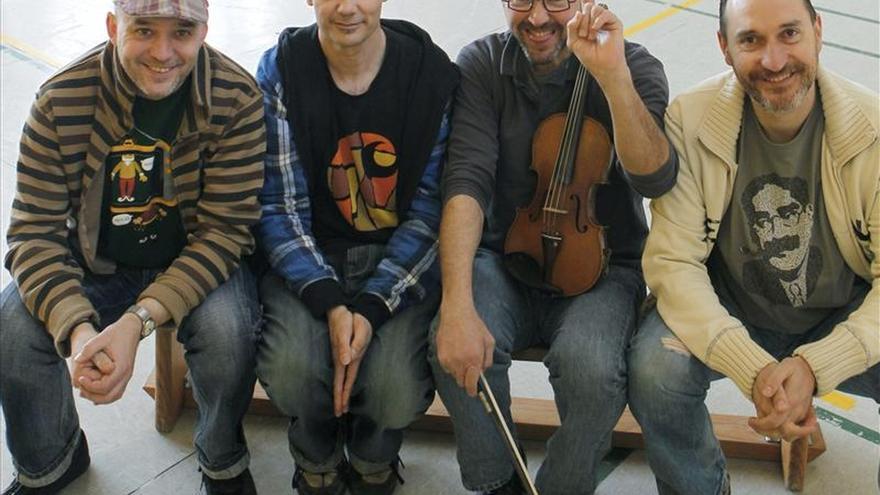Celtas Cortos arranca el 23 de enero en Madrid la gira de su último álbum
