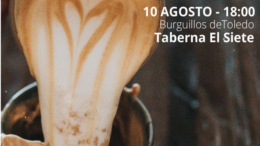 Cómo dibujar con la leche en el café: Burguillos acoge el primer campeonato regional de Latte Art