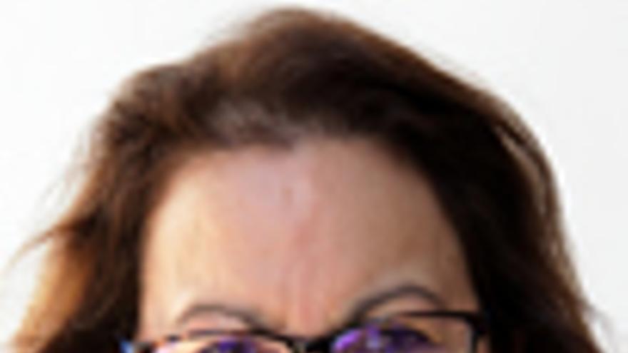 Carmen Prieto, diputada de C's en el Parlamento de Andalucía.