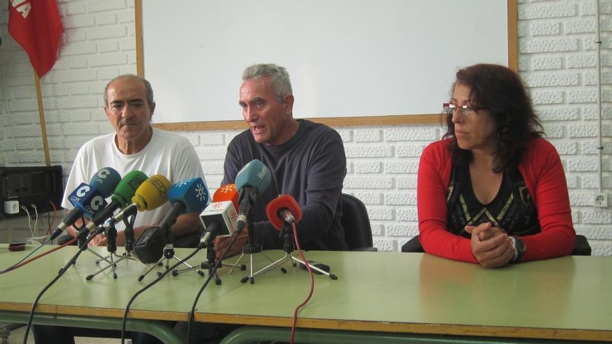 Diego Cañamero, en libertad tras ser detenido este viernes para declarar ante el juez por dos ocupaciones