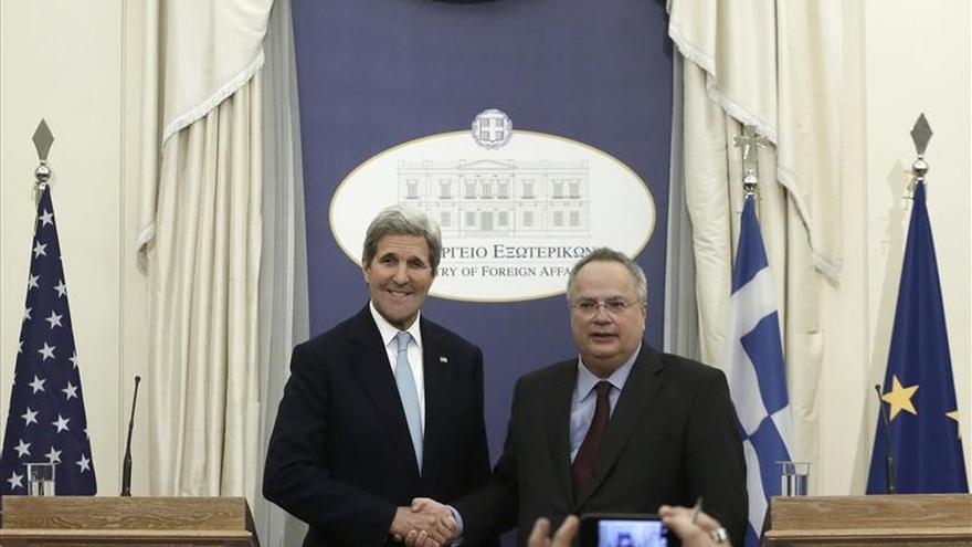 Kerry no exige la destitución de Assad sino diálogo de todas las fuerzas sirias