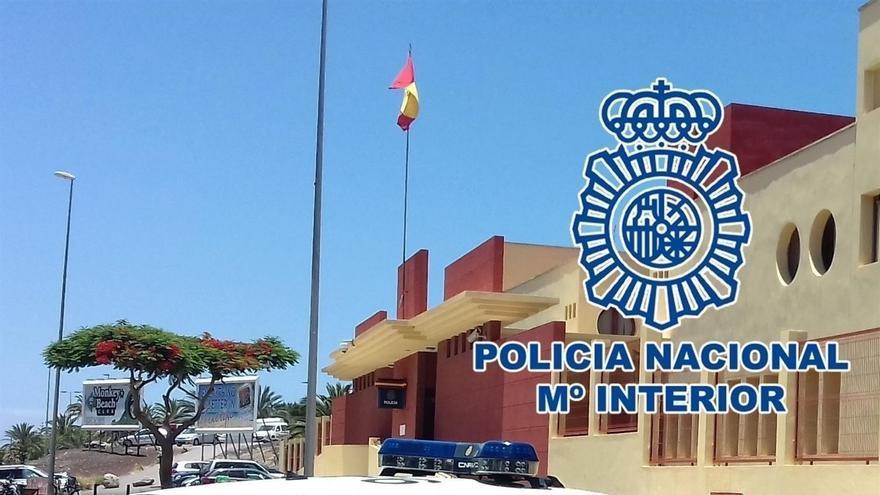 El arrestado está pendiente de pasar a disposición judicial y permanece en la Comisaría de Playa de las Américas