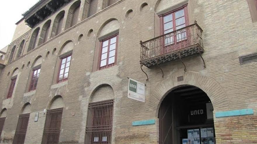 La Fundación Castillo de Monteagudo becará a 10 estudiantes de la UNED de Tudela para realizar un curso