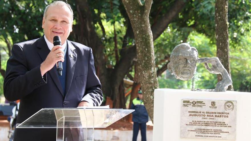 Homenajean a Augusto Roa Bastos en Asunción a los doce años de su muerte