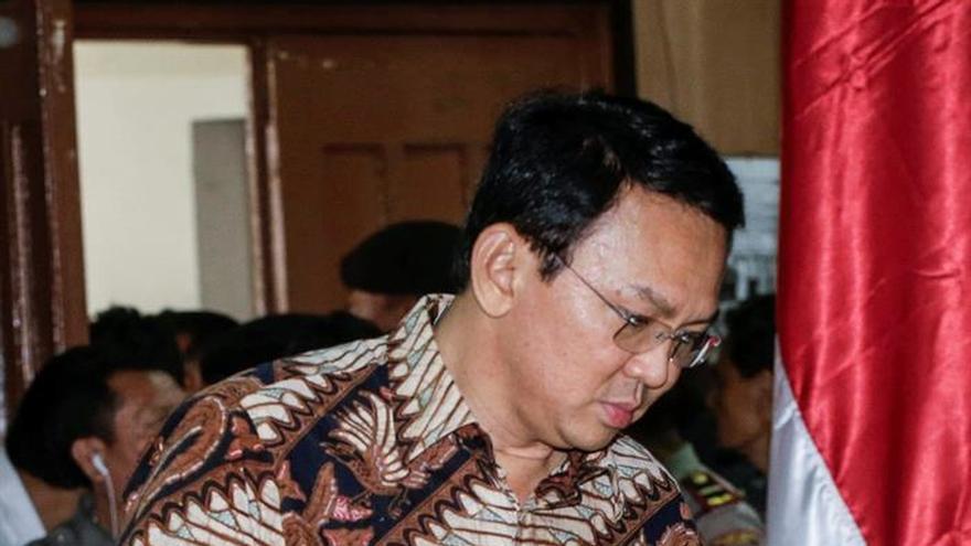 Comienza el juicio por blasfemia contra el gobernador de Yakarta