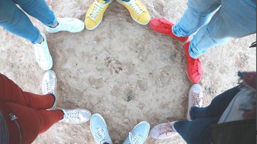 FOTO: Jóvenes Dinamizadores Rurales
