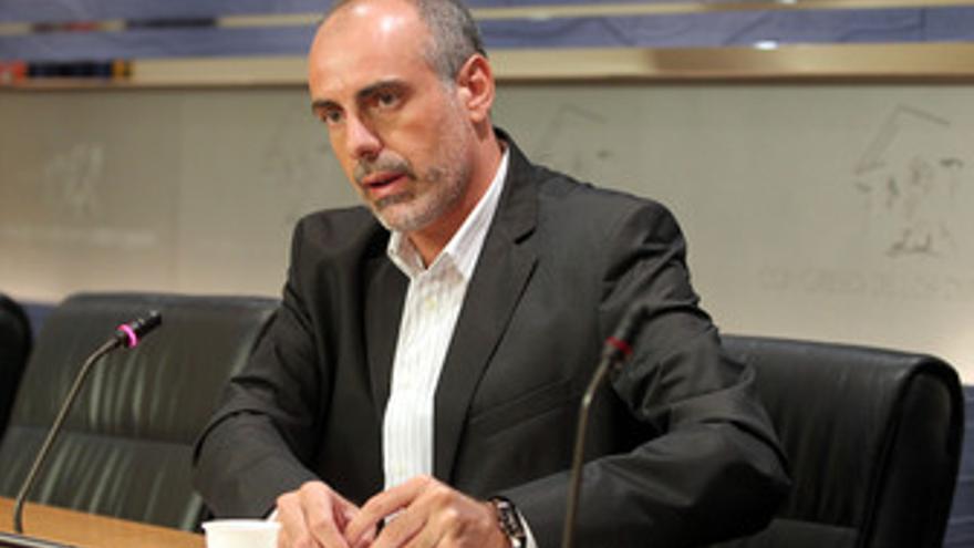 Joan Ridao, secretario general de ERC