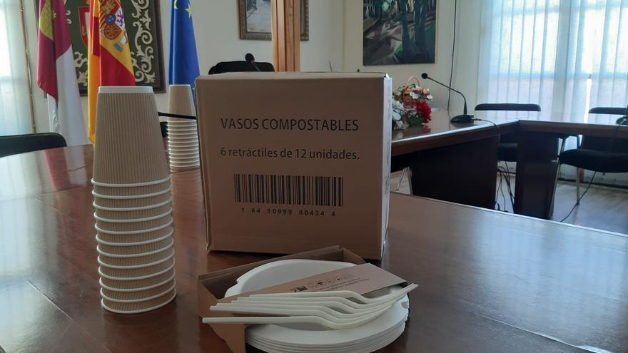 Productos biodegradables en la puebla ed almoradiel