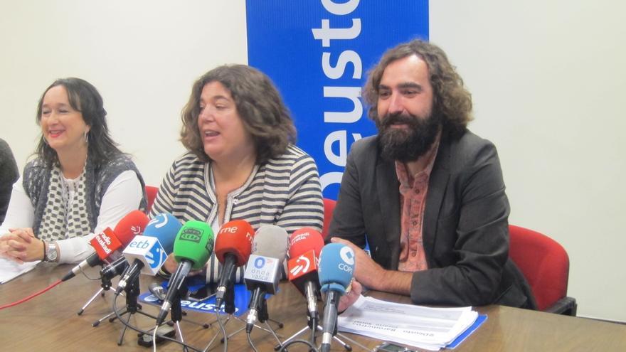 Solo un 17% de los vascos quiere la independencia aunque el 49% desearía que se celebrase un referéndum