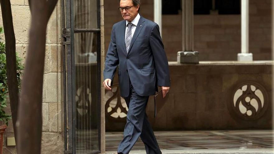Artur Mas subraya que el 9N no se puede anular ni borrar