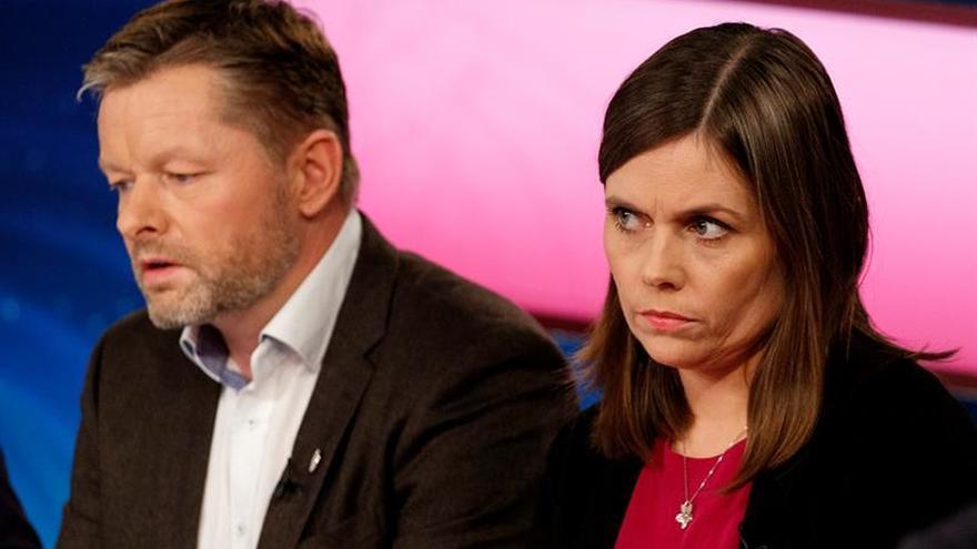 La Izquierda Verde recibe mandato para formar gobierno en Islandia