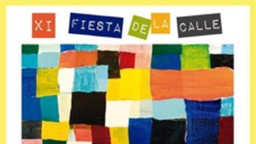 Cartel de La Fiesta en la Calle 2015