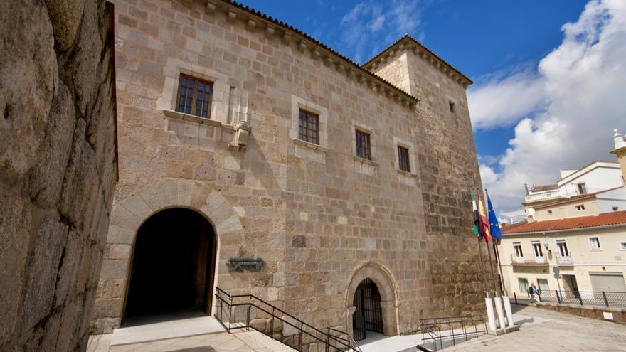 Conventual Santiaguista Merida Presidencia Junta Extremadura