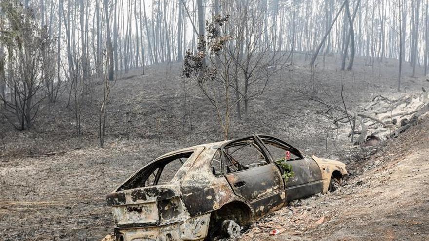 Portugal sigue ardiendo en medio del impacto por la magnitud de la tragedia