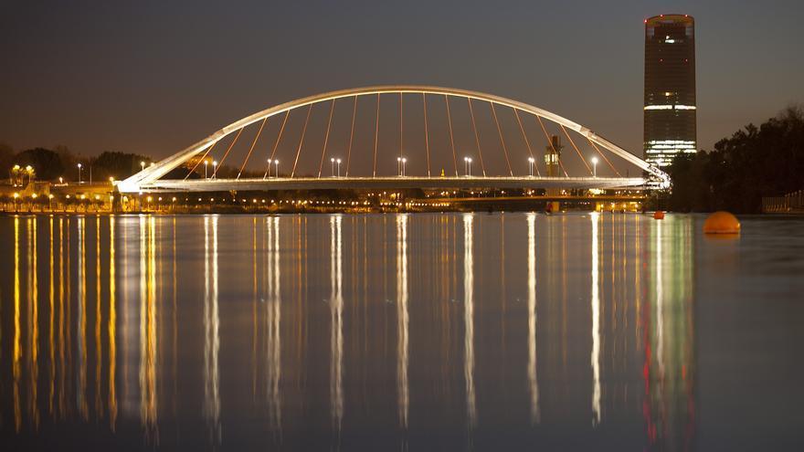 Puente de la Barqueta. Luis Serrano