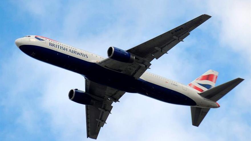 British Airways garantiza los vuelos a los pasajeros pese a la huelga de la tripulación