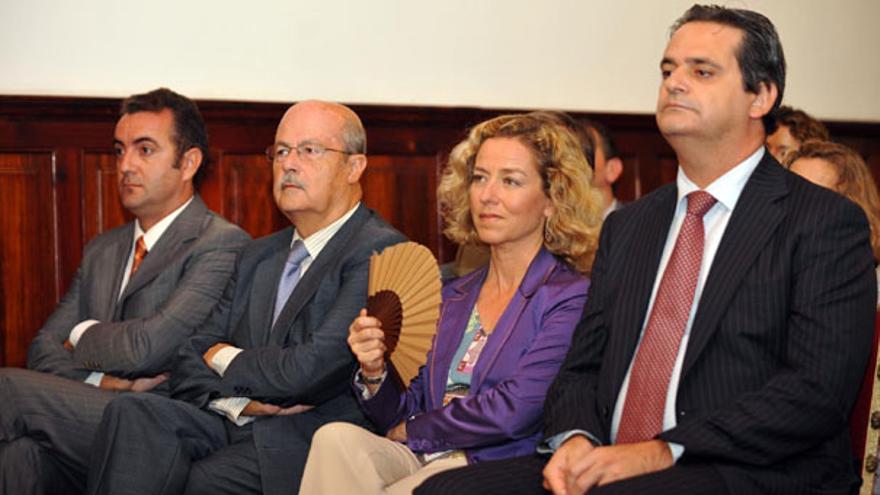 De la entrega del Premio Nacional de Comercio Interior a La Laguna #2