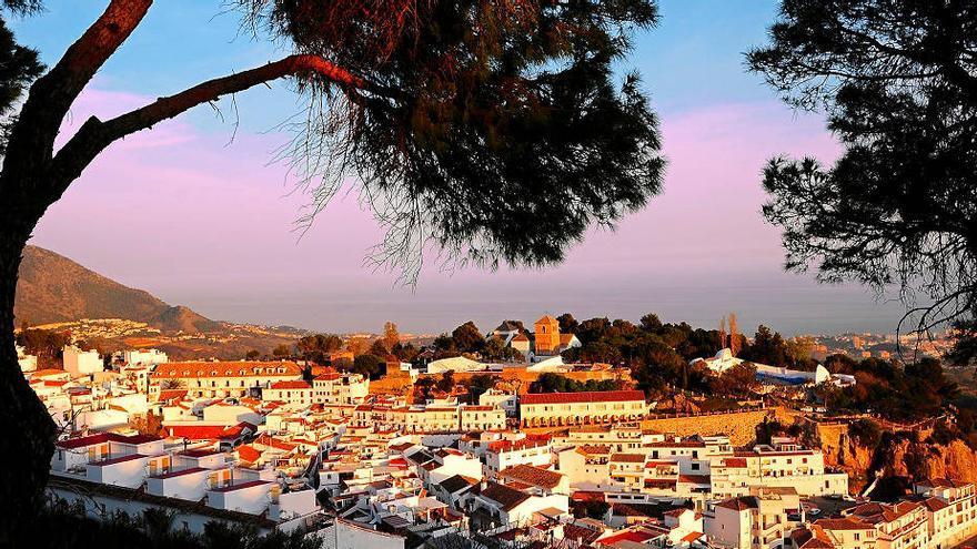 Panorámica de Mijas / Foto: Ayuntamiento de Mijas