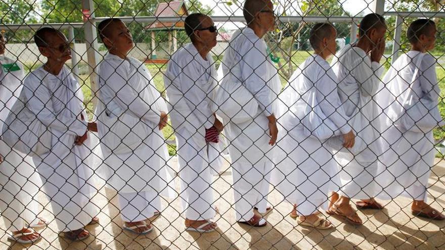 El tribunal mantiene la cadena perpetua a los líderes del Jemer Rojo