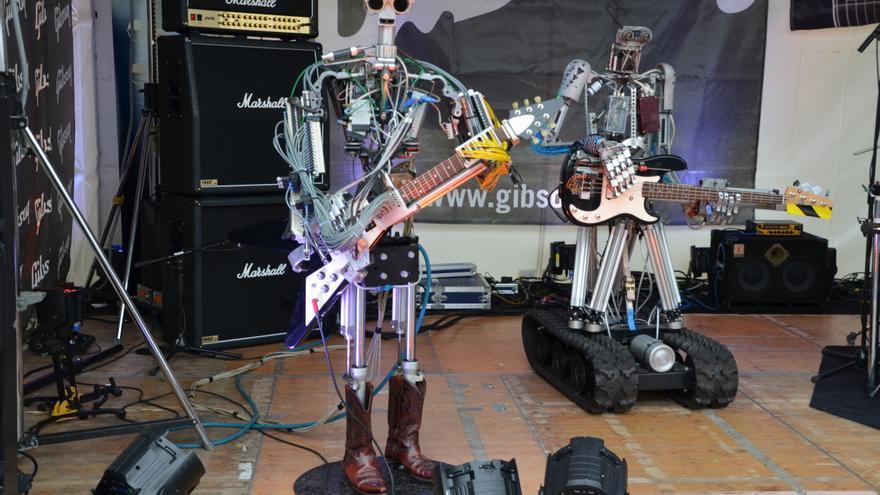 Los reyes del Metal