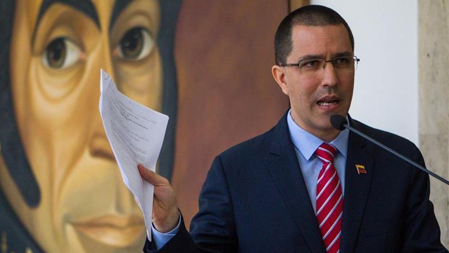 """Venezuela rechaza las palabras de EE.UU. sobre la asistencia """"técnica y humanitaria"""""""