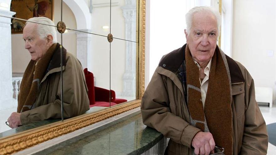 Hospitalizan a actor argentino Federico Luppi por complicaciones de un hematoma