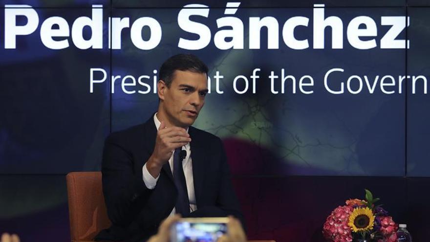 Sánchez: Si se prioriza el conflicto a la cooperación, se terminará la legislatura