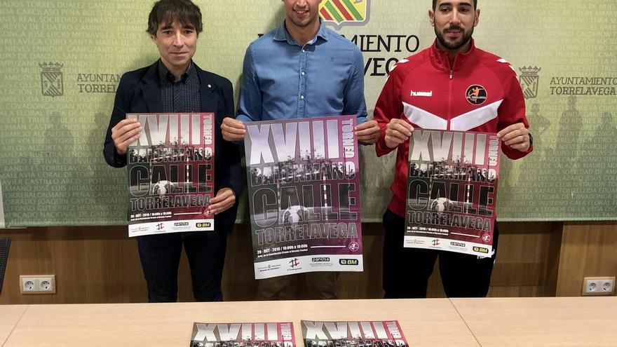 350 niños de 5 clubes participan el domingo en el Torneo de Balonmano Calle