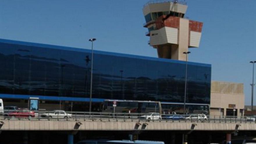 Aeropuerto de Gran Canaria. (EUROPA PRESS)