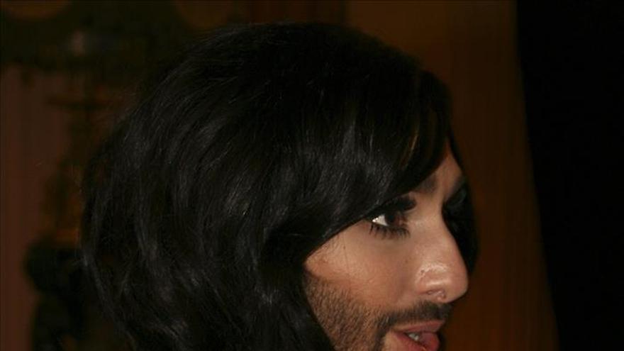 """Conchita Wurst: """"Ser imparable es una decisión que tomé"""""""