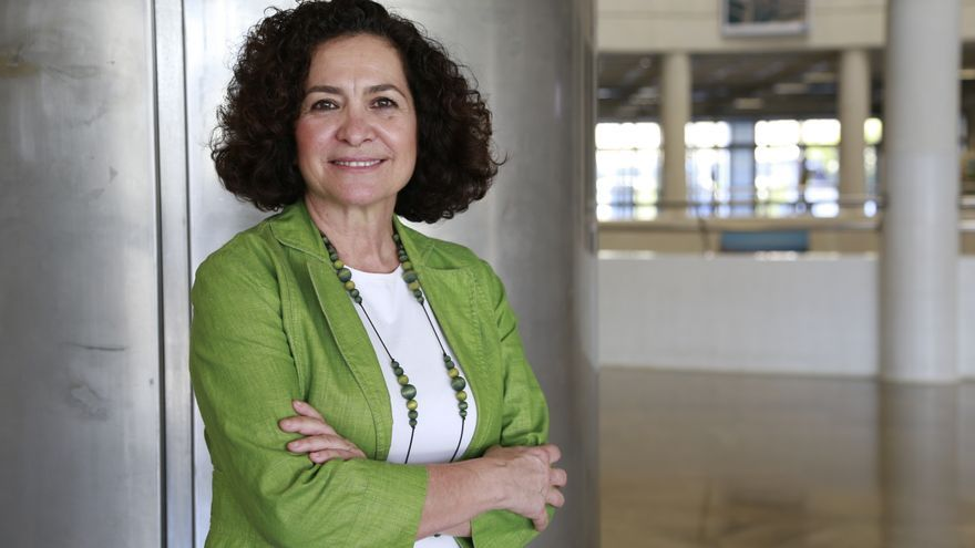 Pilar Aranda, primera rectora de la Universidad de Granada