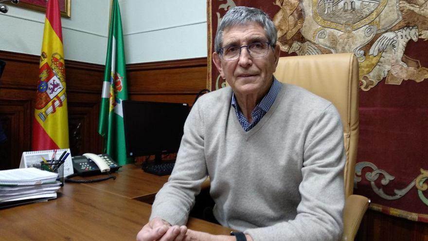 El alcalde de Castro Urdiales, Ángel Díaz-Munío. | R.A.