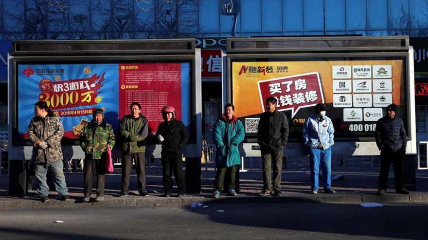 China comenzará a publicar cifras de paro en 2018 tras décadas de opacidad
