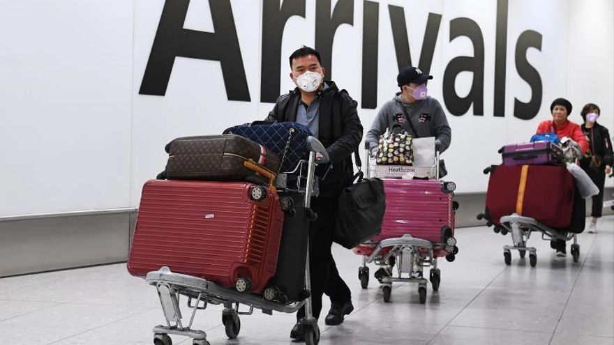 Un Tribunal británico falla contra la ampliación del aeropuerto de Heathrow