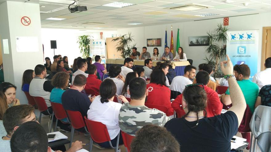 La asamblea del CJA convocada el 23 de abril de 2017.